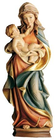 Madonna with Child by Bernardi