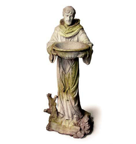 Saint Francis With Bowl by Orlandi