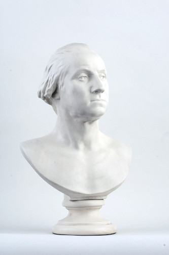 George Washington - Large Houdon Bust 24""